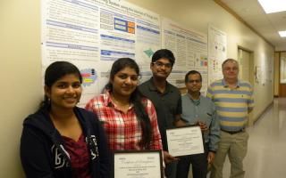 CSE students win first and second place awards at MetroCon 2017